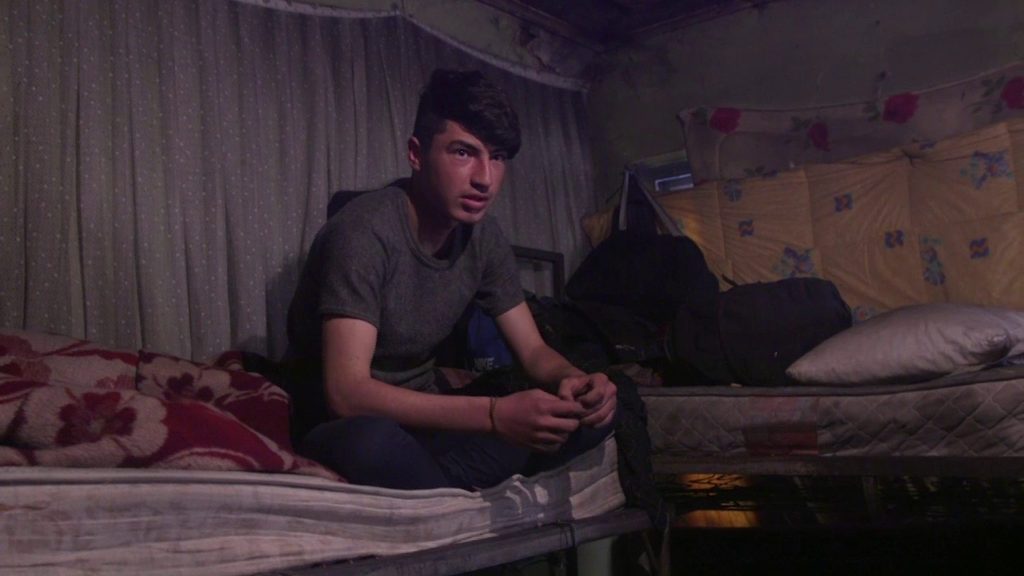 Ezzat, 18, is among thousands of Afghan refugees whose family borrowed more than $1,000 for the journey to Turkey